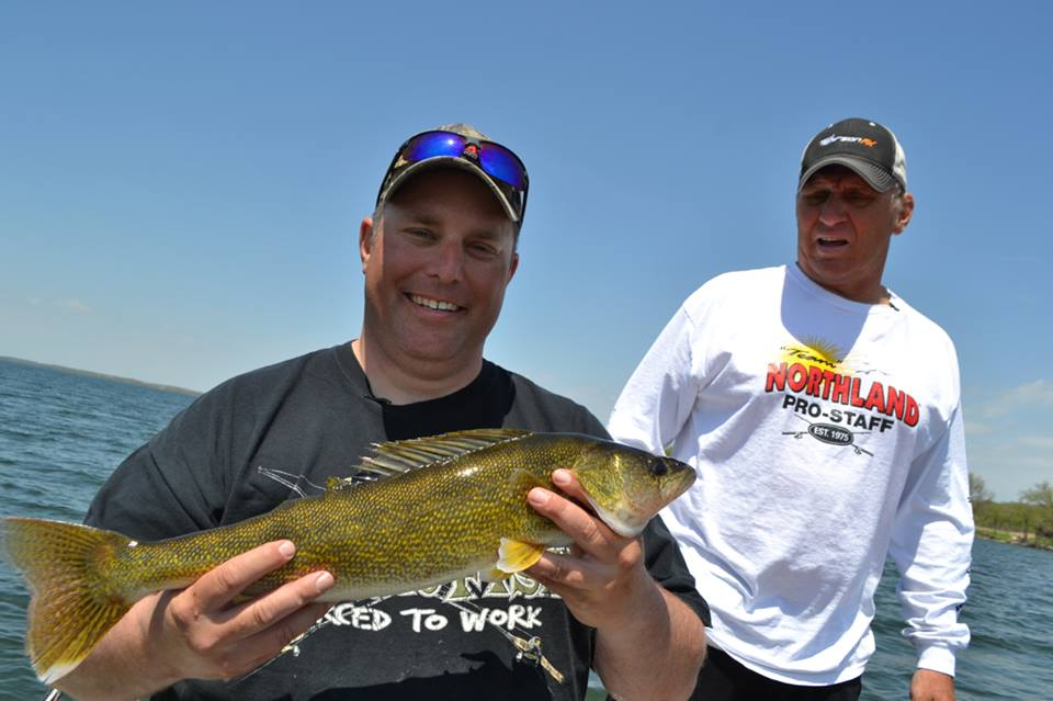 Tune in to fox sports north saturday january 24th big for Fishing the midwest