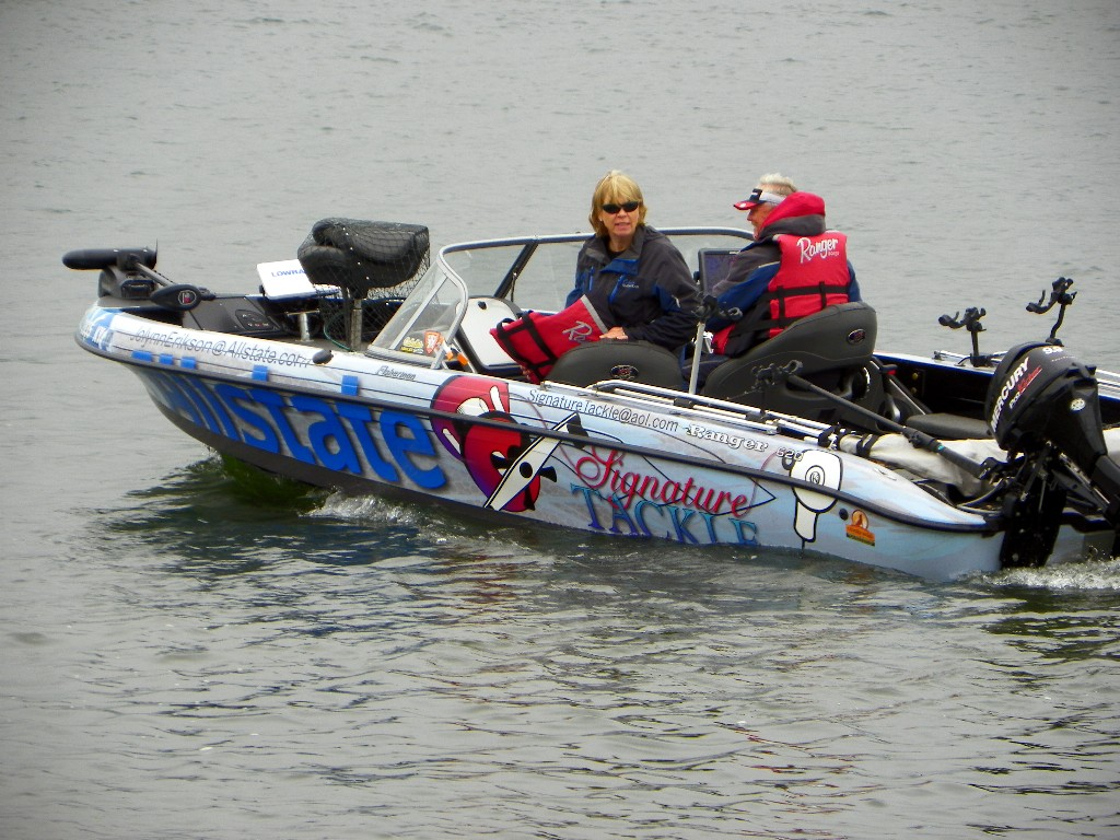 Cabela s mwc masters walleye circuit a few photos big for Cabela s fishing boats