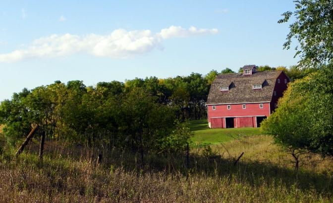 Barn in Big Stone County