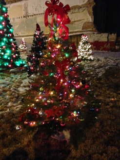 Ortonville Flower Shop & Gift's tree