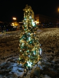 "First United, Tabor United & Parkview United Methodist Churches: ""2nd Place"" in Avenue of Trees"