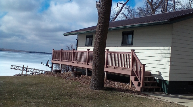 Lagoona Beach Cabin