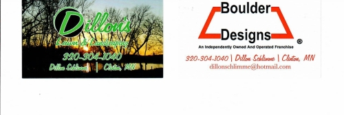 Dillon's Lawn & Landscaping